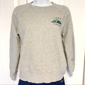 Uniqlo Lake Tahoe Pullover Sweatshirt